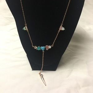 New Lariat Necklace